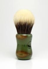 """Camouflage II"" Ebonite - 24mm Odin's Beard Bulb"