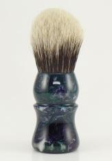 """Dark Granite"" Custom - 24mm Finest 2-Band Bulb"
