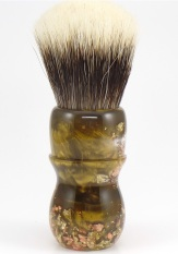 """Gold Digger"" Custom - 28mm Odin's Beard Fan"