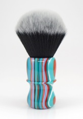 """""""Pastel Party"""" Polyester - 24mm Soft Tuxedo Synthetic"""