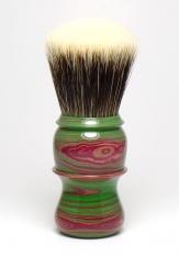 """Phantasy"" Ebonite V7 - 26mm Odins Beard Fan"