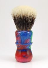 """""""RGB"""" Custom - 26mm Odin's Beard Fan"""