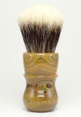 """""""Tundra"""" Ebonite - Odin's Beard 26mm Fan"""