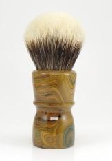 """Tundra"" Ebonite - 28mm Odin's Beard Bulb"