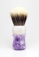 """""""Tyrian Purple"""" Custom - 24mm Odin's Beard Fan"""