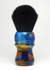 """Wolverine"" Custom - 26mm Black Synthetic"