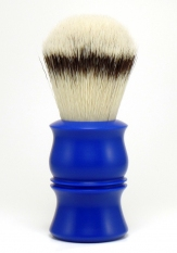 """Blue Tulip"" (Urethane resin/matte finish) - 24mm Faux Silvertip"