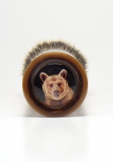 """Brown Bear"" Custom Coin"