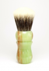 """Jade"" Custom (Polyester Vendor Blank) - 26mm Odin's Beard Fan"