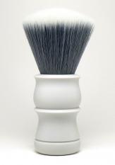 """Pleasantville"" (Urethane resin/matte finish) - 26mm SilkSmoke Fan (APShaveCo)"