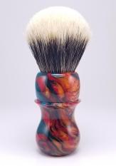 """""""Tie Dye II"""" (vendor blank) - 24mm Odin's Beard Bulb"""