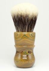 """""""Tundra"""" Ebonite - 26mm Odin's Beard Fan"""