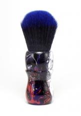 """""""Venom"""" Custom (Urethane Resin) - 26mm Blue-Tip Tuxedo"""