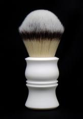 """""""White Flower II"""" (Urethane resin/matte finish) - 26mm WhiteTip Synthetic"""
